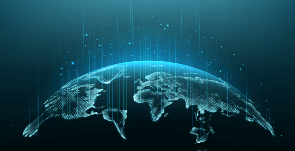 FX自動売買EA マスターピースFXが世界中の証券会社で利用できるというイメージ画像